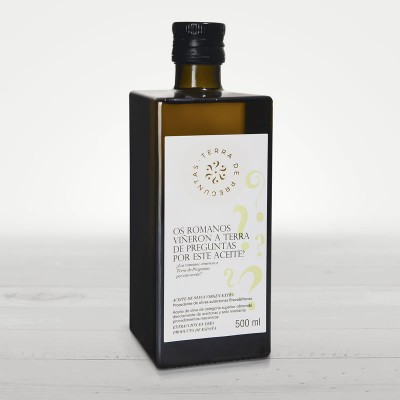 Extra virgin olive oil 500 ml 100% Galician