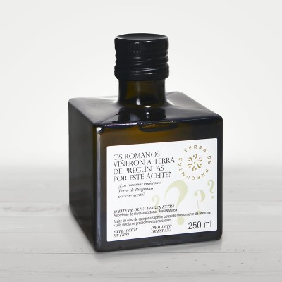 Extra virgin olive oil 250 ml 100% Galician